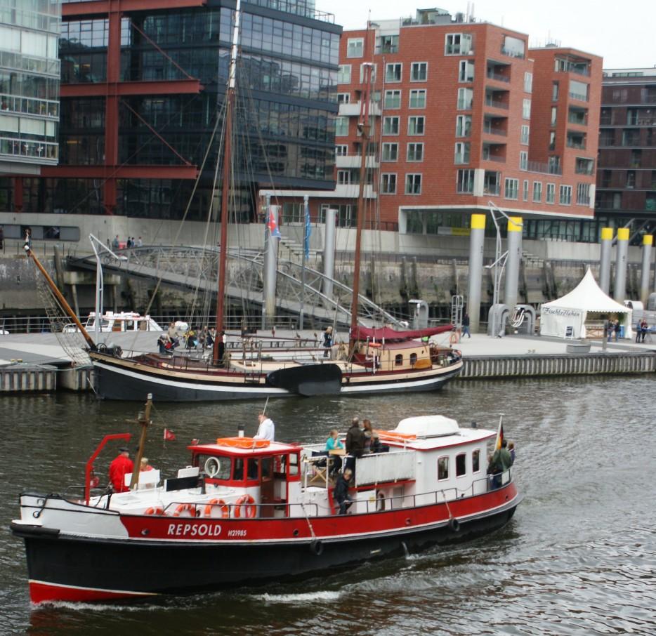 Repsold Feuerlöschboot