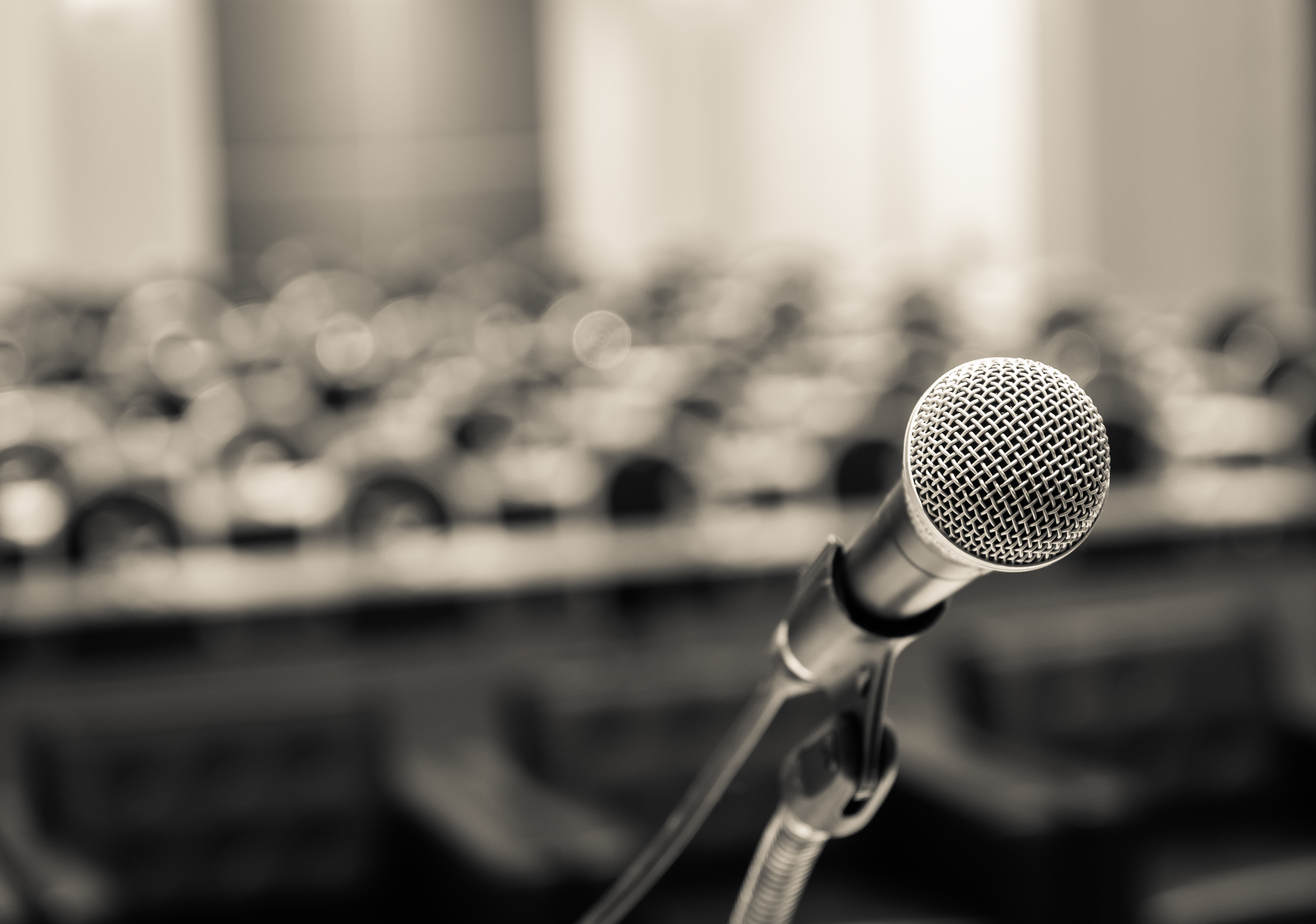 Geschäftsreden, Rede & Reim