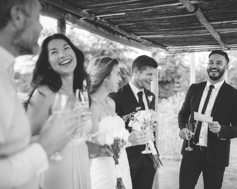 Hochzeitsrede Trauzeuge, Rede & Reim